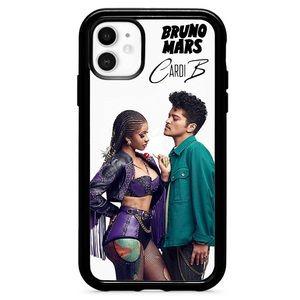 Bruno Mars Cardi B iPhone 11 pro Max X XS Max XR 7